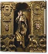Berruguete, Alonso 1480-1561 Canvas Print