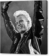 Billy Idol Canvas Print