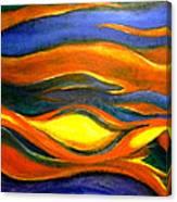 Bindu Canvas Print