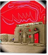 Birdcage Theater Number 2 Tombstone Arizona C.1934-2009 Canvas Print