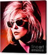 Blondie Debbie Harry Canvas Print