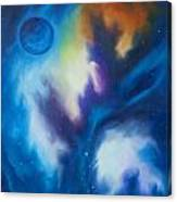Blue Giant Canvas Print