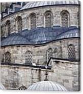 Blue Mosque 01 Canvas Print