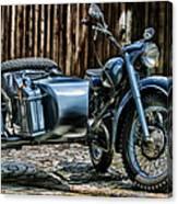 Bmw 500 Sidecar Canvas Print