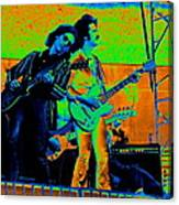 Boc #20 Enhanced In Cosmicolors Canvas Print