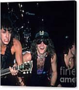 Bon Jovi Canvas Print