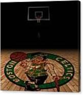Boston Celtics Canvas Print