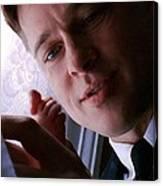 Brad Pitt in the film The Tree of Life Canvas Print