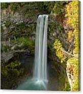 Brandywine Falls British Columbia Canvas Print