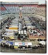 Bristol Motor Speedway Canvas Print