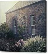 British Cottage Canvas Print