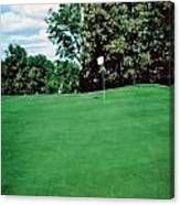Brookhill Golf Course Canvas Print