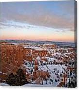 Bryce Canyon National Park Utah Canvas Print