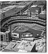 Busch Stadium Saint Louis Mo Canvas Print
