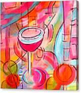 California Blush  Canvas Print