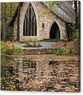 Callaway Gardens Chapel-pine Mountain Georgia Canvas Print