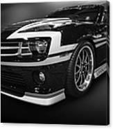 Camaro Stripes Canvas Print