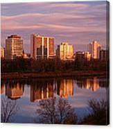 Canada, Saskatchewan, Saskatoon Canvas Print