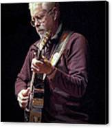 Canadian Folk Rocker Bruce Cockburn Canvas Print