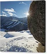 Cannon Mountain - White Mountains New Hampshire Canvas Print