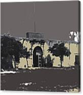 Canutillo Hacienda As Given To Pancho Villa  C.1920-2013 Canvas Print