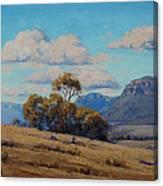 Capertee Valley Australia Canvas Print