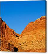 Capitol Reef National Park, Southern Canvas Print