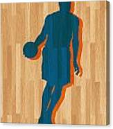 Carmelo Anthony New York Knicks Canvas Print