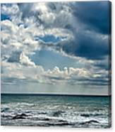 Caspian Sea. Canvas Print