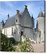 Castle Loches - France Canvas Print