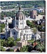 Cathedral Of St. Paul Canvas Print