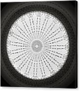 Ceiling Dome Canvas Print