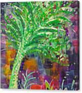 Celery Tree Canvas Print