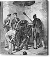 Chapultepec, 1847 Canvas Print