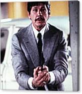 Charles Bronson In Murphy's Law  Canvas Print