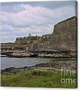 Charles Fort Kinsale Canvas Print