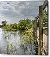 Chasewater Canvas Print