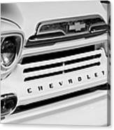 Chevrolet Apache 31 Fleetline Pickup Truck Canvas Print