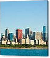 Chicago Lake Front Canvas Print