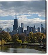 Chicago Lincoln Park Canvas Print