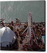 Chicago Navy Pier Canvas Print