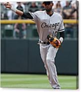 Chicago White Sox V Colorado Rockies Canvas Print