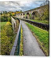 Chirk Aqueduct Canvas Print