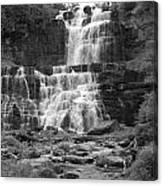 Chittenango Falls Canvas Print