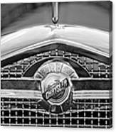 Chrysler Grille Emblem Canvas Print