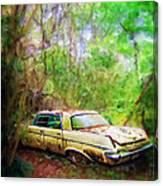 Chrysler Imperial Canvas Print