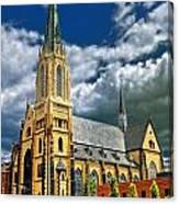 Church In St. Louis Canvas Print