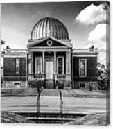 Cincinnati Observatory Canvas Print