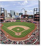 Cincinnati Reds V. St. Louis Cardinals Canvas Print