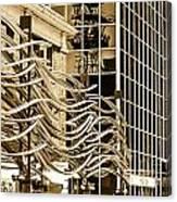 City Center -27 Canvas Print